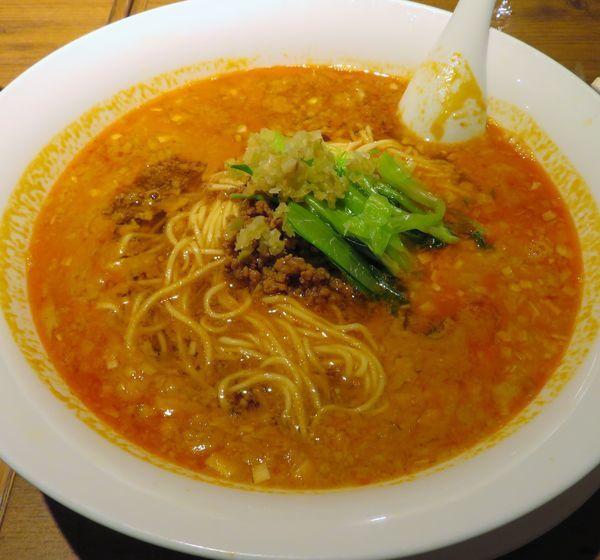 「担々麺(1,200円)」@龍の子の写真