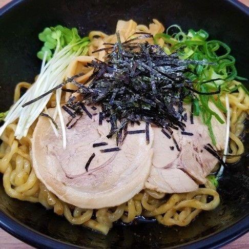 「油そば ¥630」@伝説のすた丼屋 太田店の写真