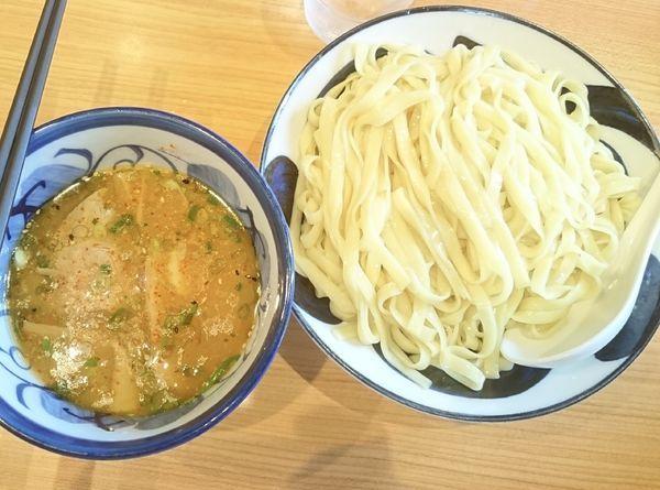 「つけ麺」@中華そば 青葉 東大和店の写真