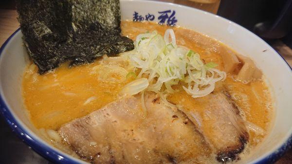 「焼きみそラーメン」@麺や 雅 埼玉川口店の写真