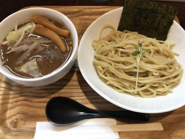 「極濃厚つけ麺」@麺屋 冽 -RETSU-の写真