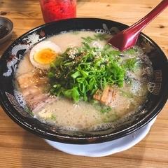 九州麺職人 銀水の写真
