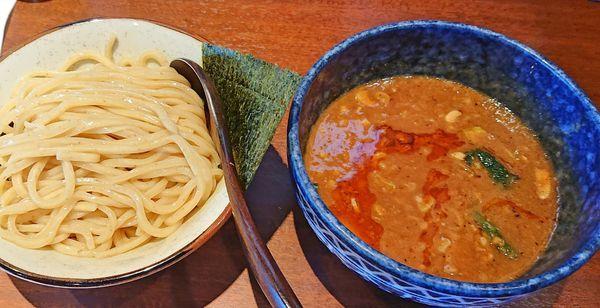 「濃厚味噌もりそば(麺240g)」@特製もりそば 瑛の写真