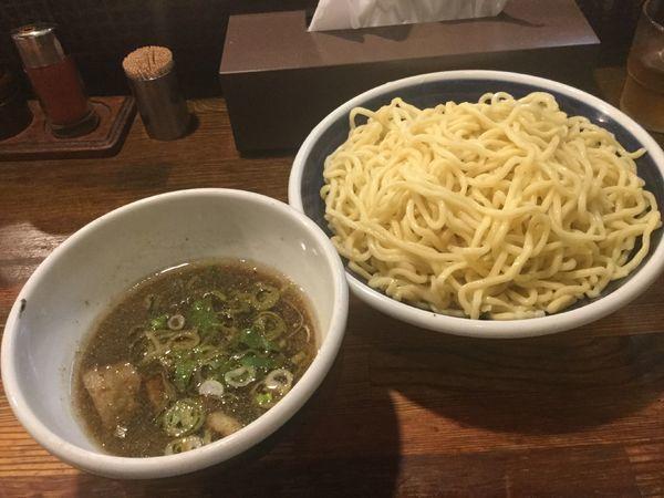 「つけ麺・大(¥780)」@麺鮮醤油房 周平の写真