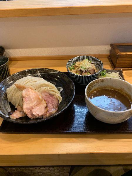 「つけ麺300g」@つけ蕎麦 中華蕎麦 尚念の写真