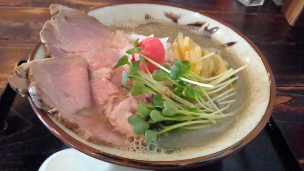 「浦和セメント ¥800」@仮麺中(ぬちぐすい)の写真