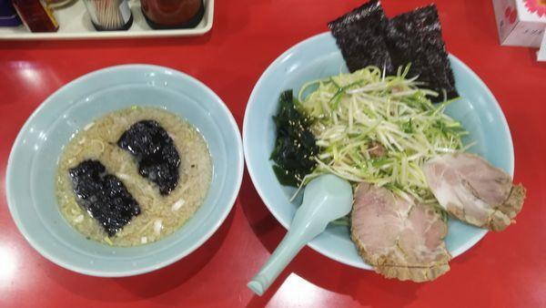 「つけ麺」@ラーメン かいざん 新小岩店の写真