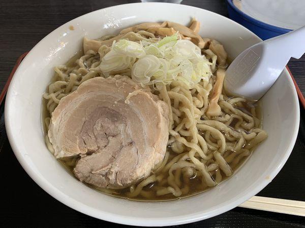 「らー麺 大  680円」@自家製太麺渡辺の写真