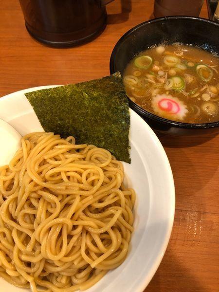 「つけ麺 熱盛り 790円」@大勝軒まるいち 西荻窪店の写真