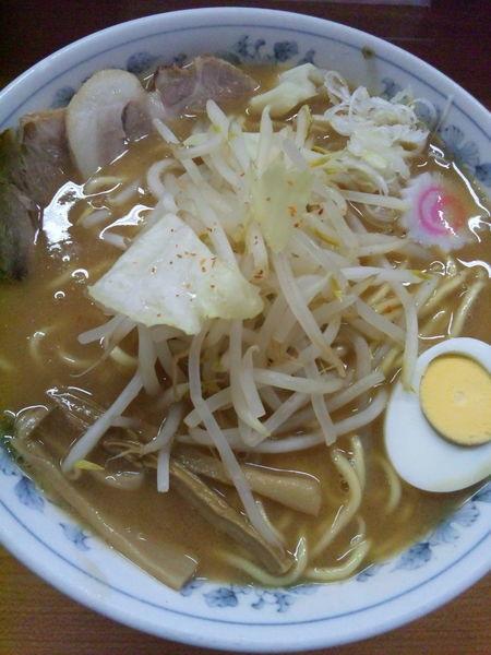 「味噌ラーメン300g880円」@東池袋大勝軒 弁天店の写真