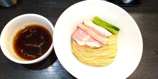 「大和肉鶏の淡麗つけそば」@麺や福はらの写真
