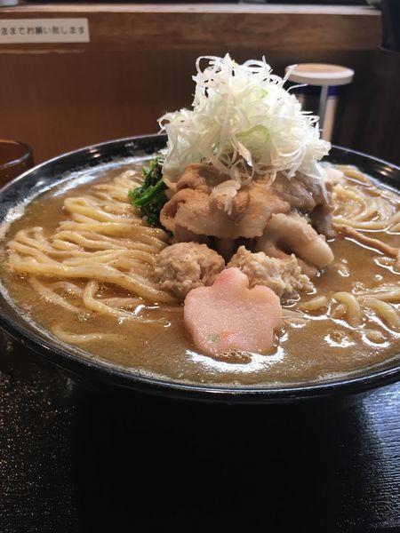 「ラーメン大関」@らー麺土俵 鶴嶺峰の写真