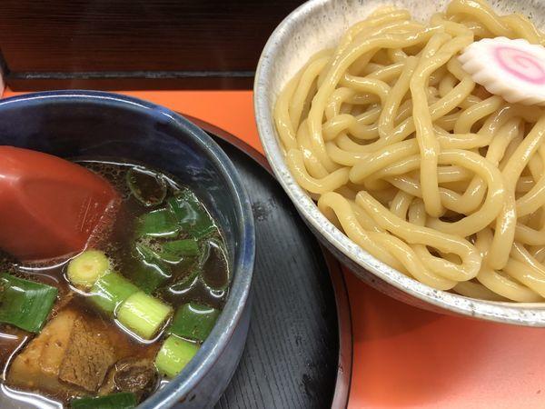 「つけそば」@麺屋7.5Hz+ 梅田店の写真