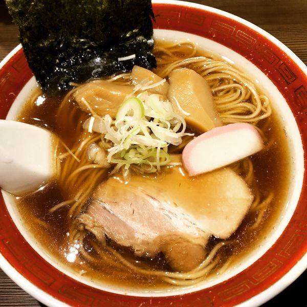「魚醤油ラーメン」@拉麺5510の写真