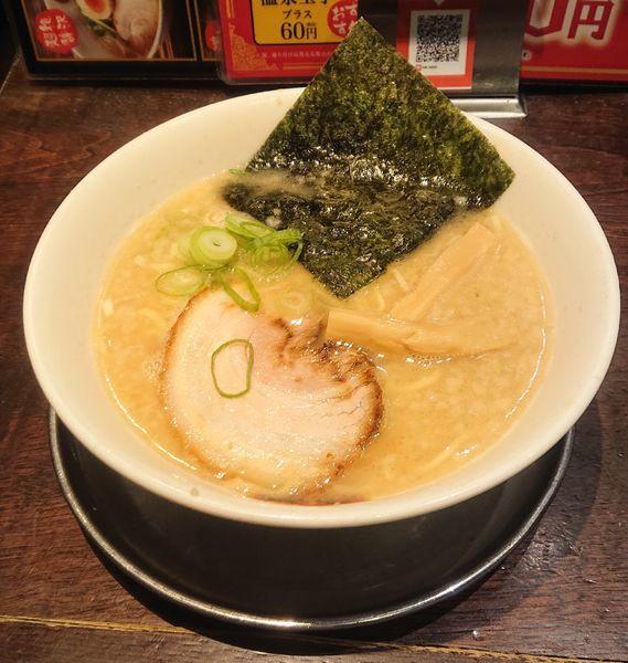 「熟成光麺 脂多め」@光麺 池袋本店の写真