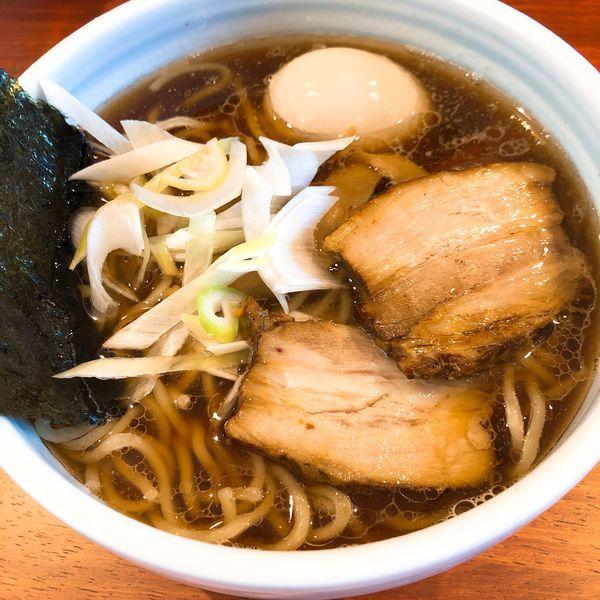 「味玉江戸醤油ら〜麺 ¥850」@麺屋 江武里の写真