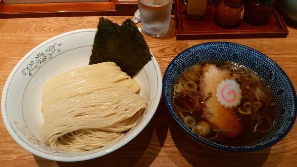 「清湯つけ麺¥830-」@神田 勝本の写真