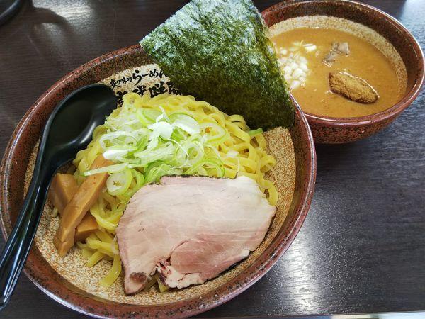 「味噌つけ麺」@麺匠 真武咲弥 松本店の写真