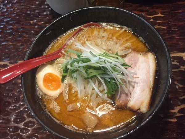 「特味噌ラーメン 800円」@北のらーめん 美空の写真