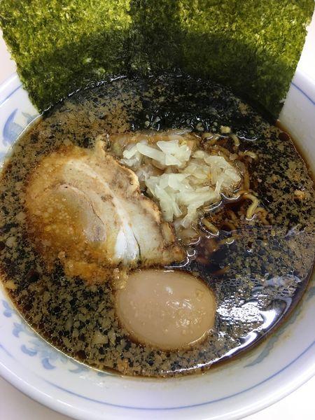 「ラーメン+味玉」@三五八式の写真