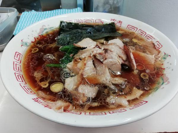 「ラーメン+チャーシュー50」@青島食堂 秋葉原店の写真