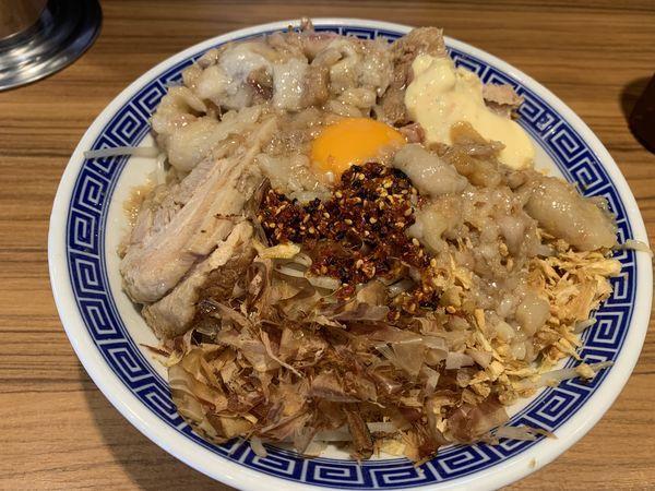 「汁なし」@びんびん豚の写真