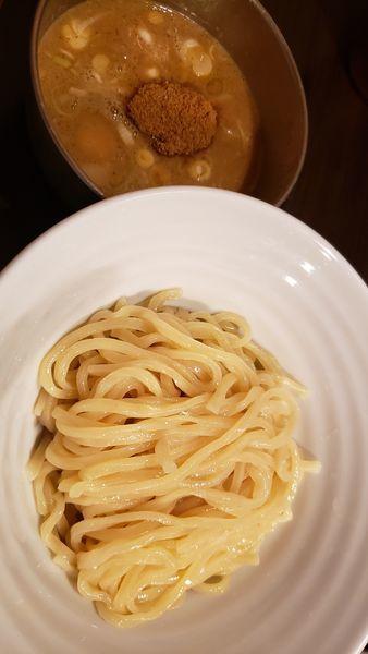 「極濃プルプルつけ麺」@極濃つけ麺 プルプル55の写真