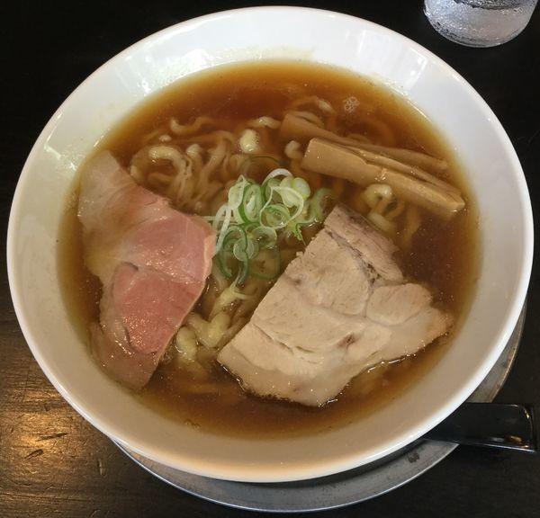 「らーめん 700円」@松屋食堂の写真