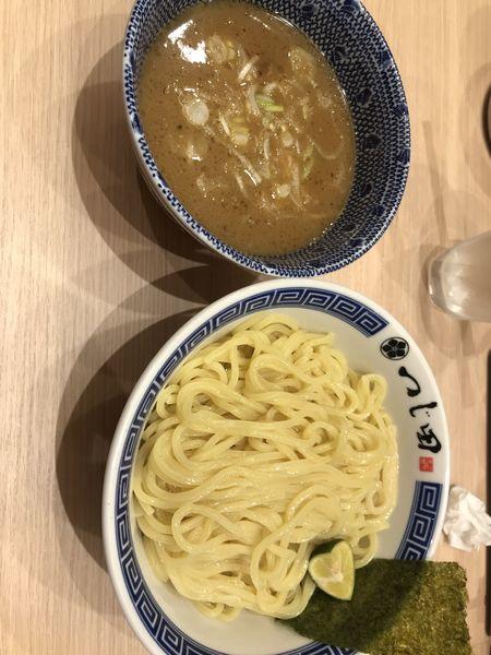「つけ麺」@つじ田 池袋西口店の写真