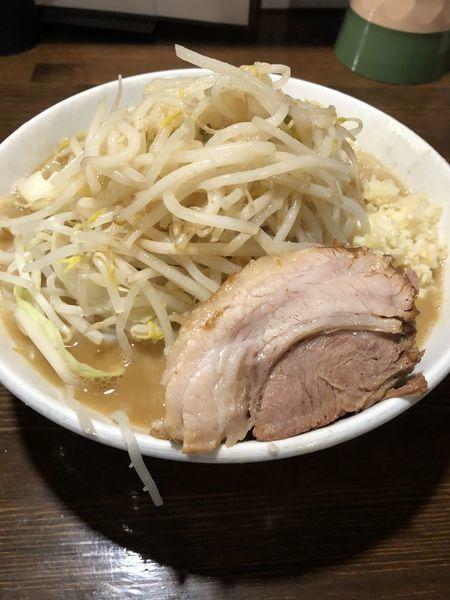 「らーめん豚一切れ」@ちばから 渋谷道玄坂店の写真