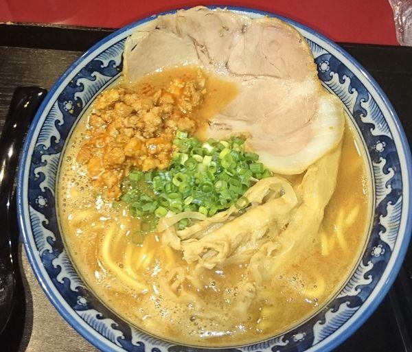 「FUBUKI味噌」@麺匠 佐蔵 FUBUKIの写真