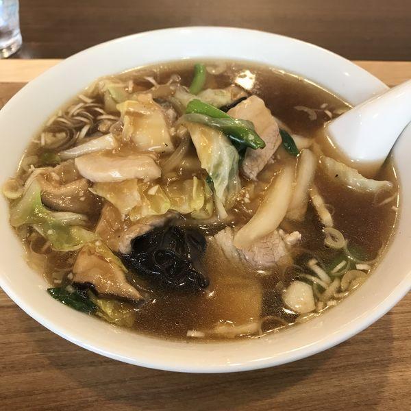 「広東麺(¥850)」@竜香飯店の写真