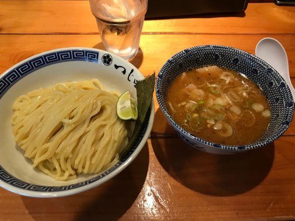 「濃厚つけ麺」@つじ田 飯田橋店の写真