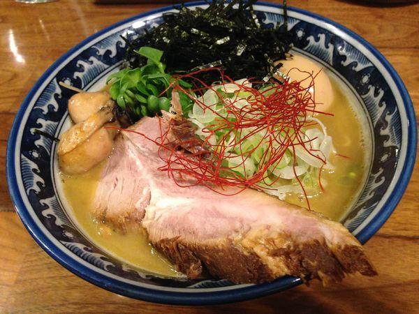 「佐市麺」@麺や佐市の写真