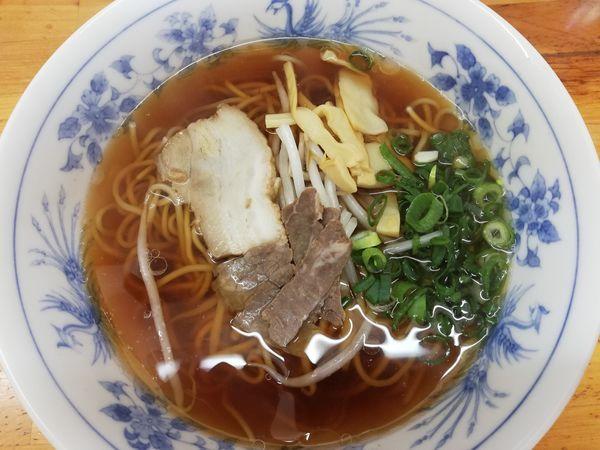 「ラーメン小」@麺鯉の写真