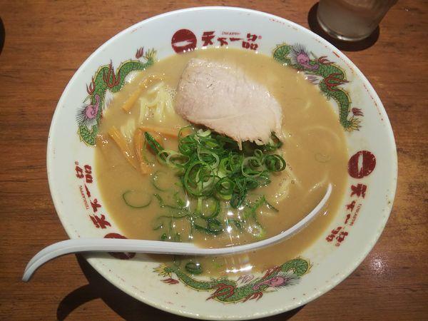 「こってり(¥720)」@天下一品 新宿西口店の写真