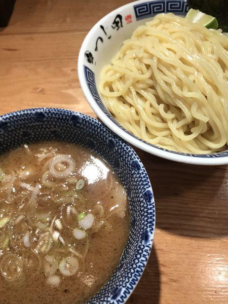 「濃厚つけ麺、大盛り」@つじ田 日本橋八重洲店の写真