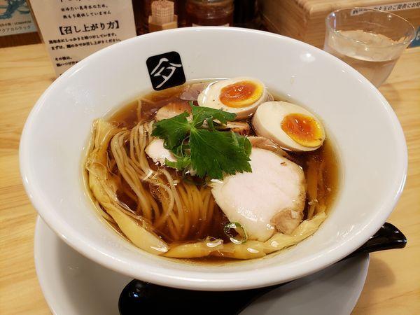 「特製鶏の中華そば950円」@中華そば 髙野の写真