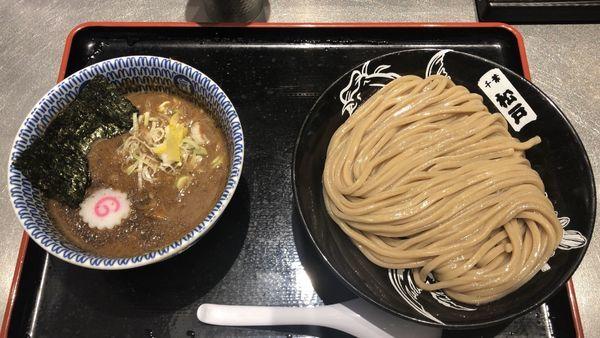 「濃厚つけめん大」@松戸富田麺絆の写真