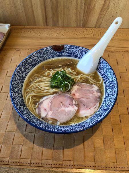 「京ラーメン」@自家製麺 のぼるの写真