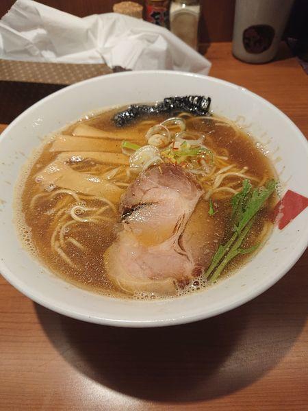 「煮干しラーメン」@東京の中華そば ちよがみの写真
