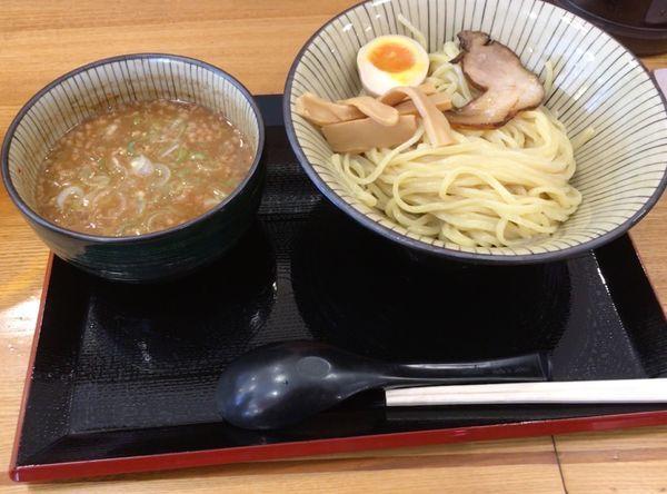 「もりそば(690¥)中」@優勝軒 日立店の写真