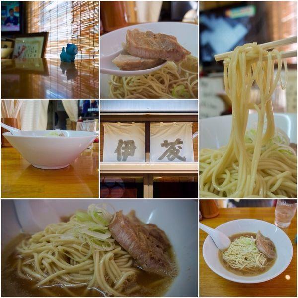 「肉そば 700円」@中華そば屋 伊藤の写真