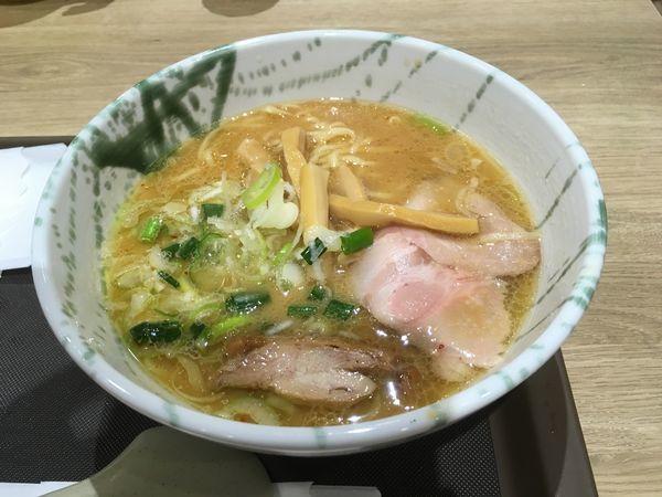 「濃厚らーめん味噌」@G麺7-01の写真