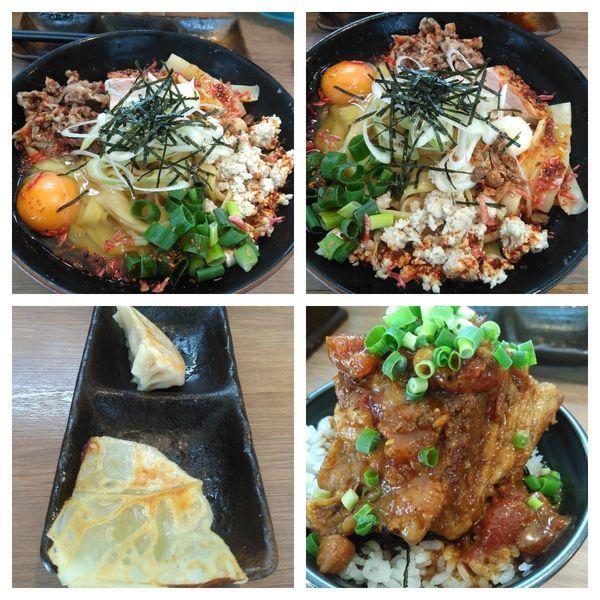 「【限定】冷やし坦々まぜSOBA」@麺家 Shumen Doushiの写真