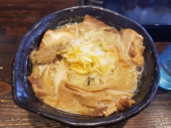 「チャーシュー麺」@麺や 蒼 AOIの写真