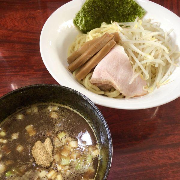 「カレーつけ麺」@麺処 本日晴天の写真