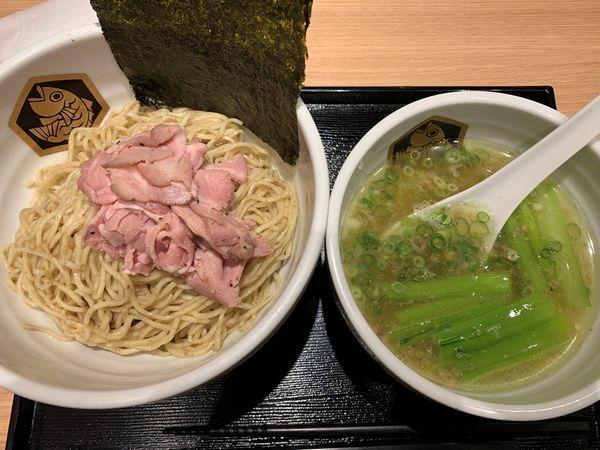 「鰤つけ麺」@真鯛らーめん 麺魚 錦糸町PARCO店の写真