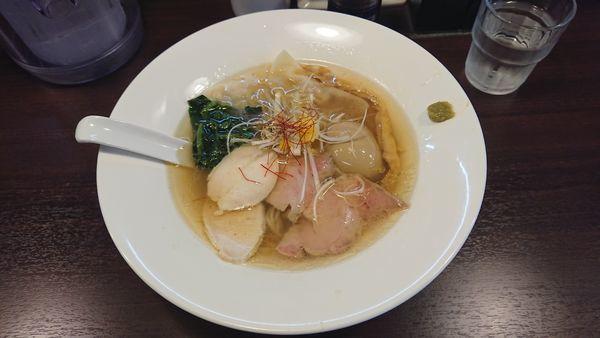 「特雪華 950円 + 葱チャーシュー丼 300円」@ユキノマタユキの写真
