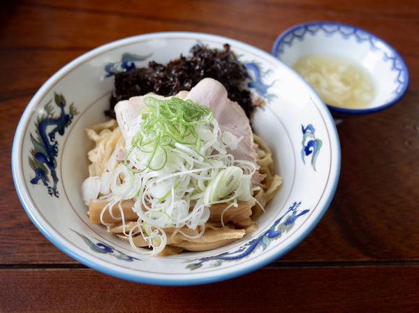 「地鶏の油そば 並…700円」@中華そば 琴のの写真